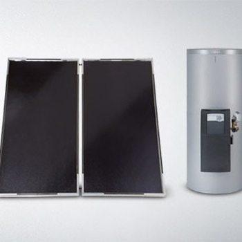 Groupe Menard - Energies alternatives - Chauffe-eau solaire individuel